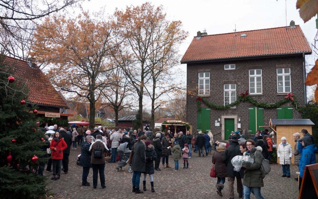 Weihnachtsmarkt im Südpark